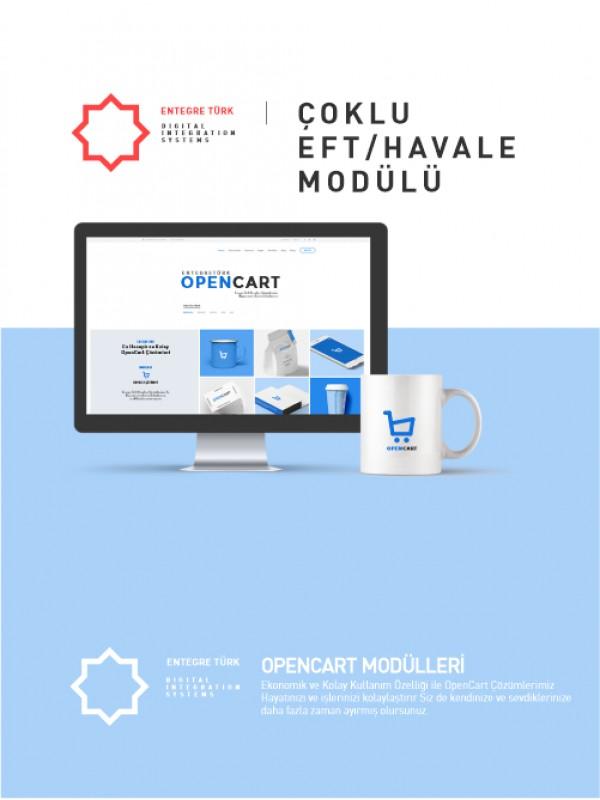 Çoklu Banka Havale - EFT Modülü