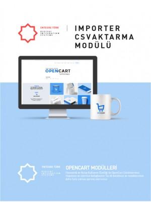XML / CSV AKTARCI / iMPORTER 1.5.X