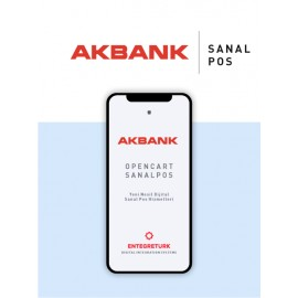 Akbank (Yeni Sistem Payflex) Sanalpos 1.5.x